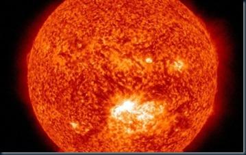 super tempestade solar final 2012