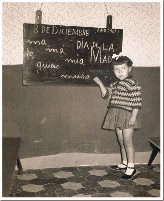 1961 _Felicitacio_n Dia de la Madre. Vale_ncia, 1961