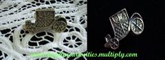 antique automobile ring, hyphen