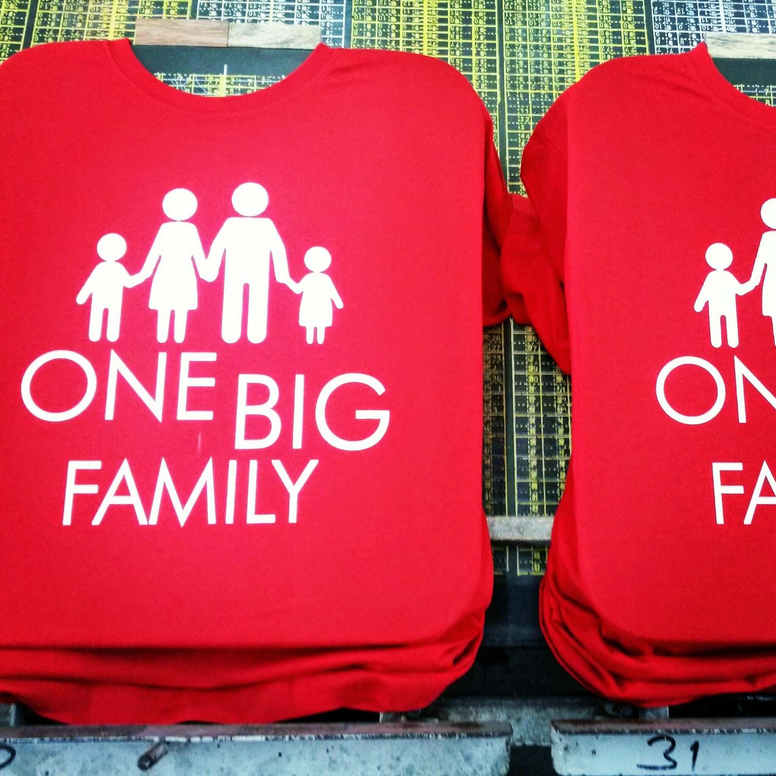 Design t shirt murah - Design T Shirt Family Day Penghantaran Disediakan Untuk Lokasi Jauh Ke Seluruh Malaysia Dengan Kadar