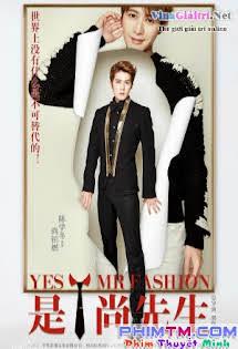 Vâng! Thượng Tiên Sinh - Yes Mr Fashion 2016