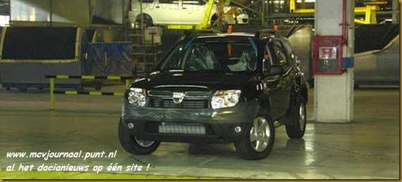 Productie Dacia Duster 01
