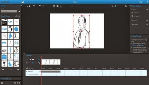 Fabulosas presentaciones de video online con Moovly