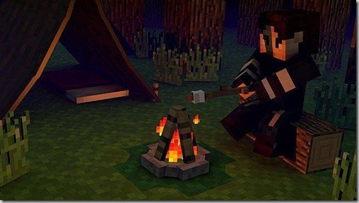 Minecraft 1.5.2 - The Camping Mod