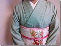 11月に着物で七五三参りに (2)