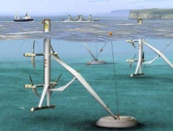 Tidal Turbine1