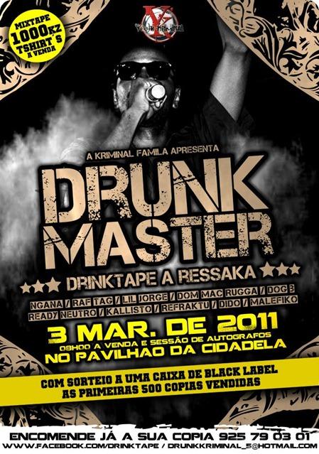 Drunk Master - Venda