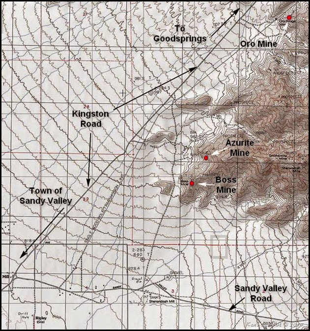 Sandy Valley Mines-2