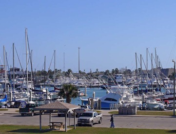 Port Aransas Harbor