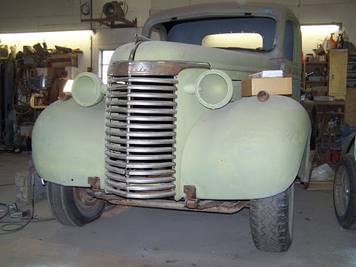 Picasa Web Albums William Goodridge 1940 Chevy Truck