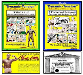 charles atlas metodo tension dinamica