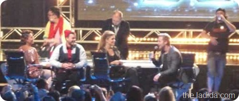 Judges Sitting