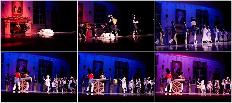 ballet battle