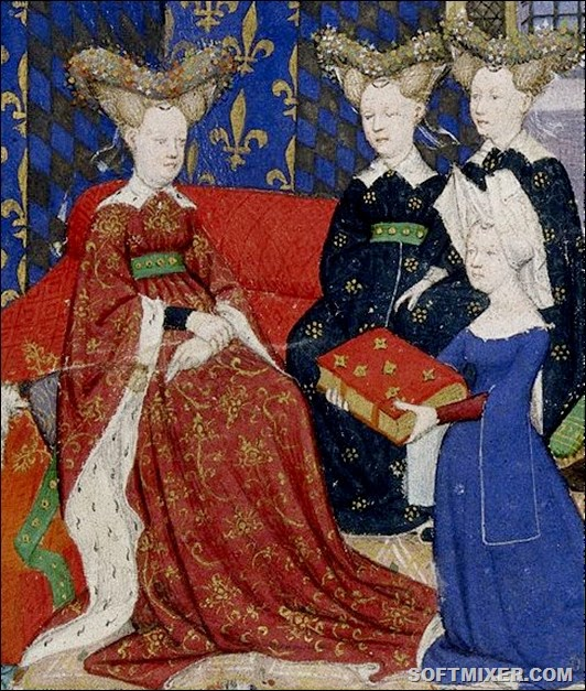Christine_de_Pisan_and_Queen_Isabeau_detail