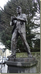 Estatua de Michael Collins en Clonakilty