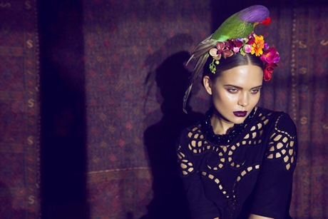 Frida Kahlo DV Mode 7