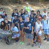 Lokelani Intermediate School workday at Kihei Boat Ramp 040.JPG