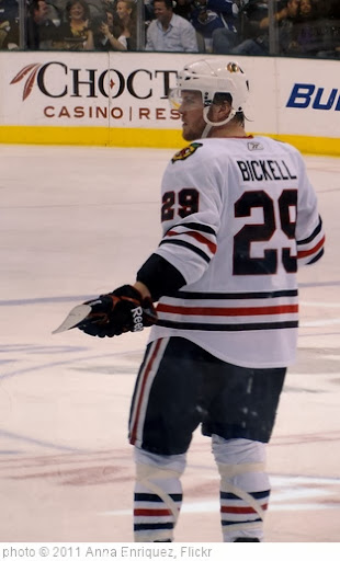 'Bryan Bickell' photo (c) 2011, Anna Enriquez - license: http://creativecommons.org/licenses/by/2.0/