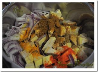 Kadachakka - Bread fruit curry 2