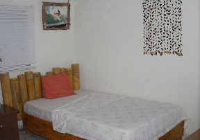 Surf House El Zonte - letto king size