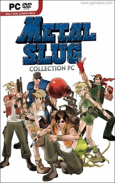 Metal Slug Collection – PC Multi5