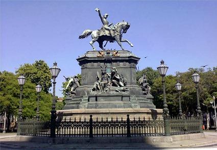 Praça Tiradentes Geral