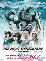 Đại Chiến Ở Tokyo - The Next Generation Patlabor: Tokyo War Tập HD 1080p Full