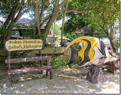 沙巴亞庇馬努干島 Manukan (26)