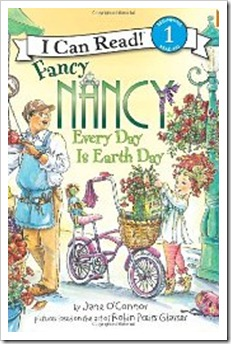 earth day fancy nancy