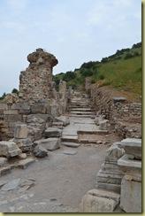 Ephesus side street off Curetes Street