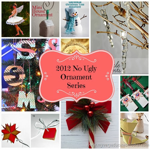 2012 NUOSeries #NUO2013 #Christmasornaments