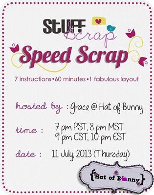 SpeedScrapFlier