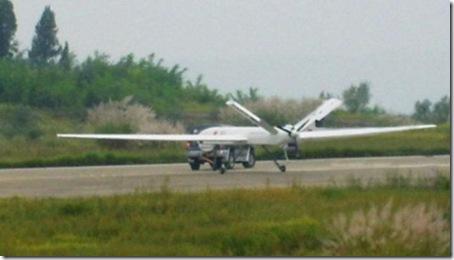 Chinese pterosaur UAV