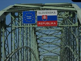 frontera con Eslovaquia