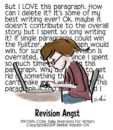 writers on revision