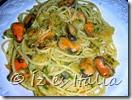 Spagetti kagylóval