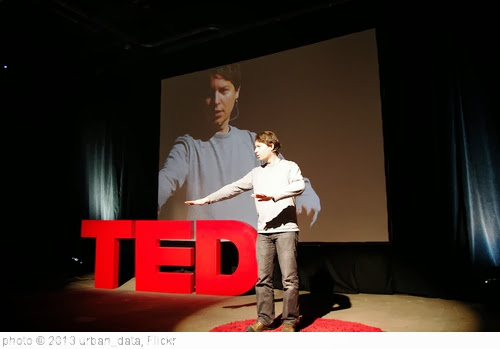 'TED Talk' photo (c) 2013, urban_data - license: http://creativecommons.org/licenses/by-sa/2.0/