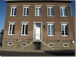 Rukkelingen, Bovelingenstraat 323: boerenburgershuis