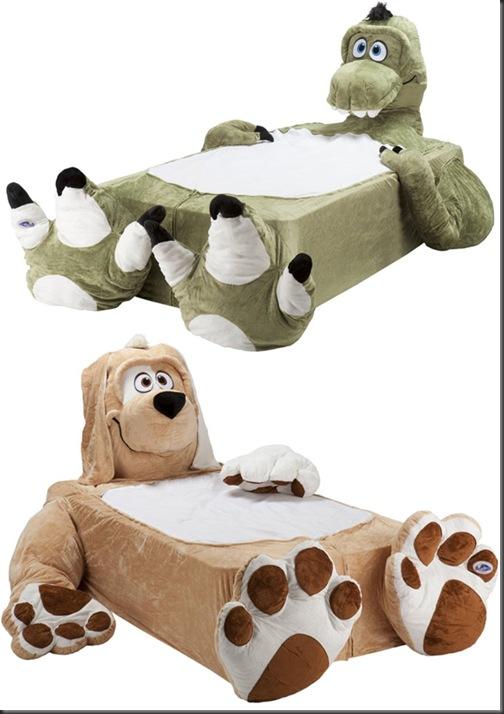 paturi pentru copii