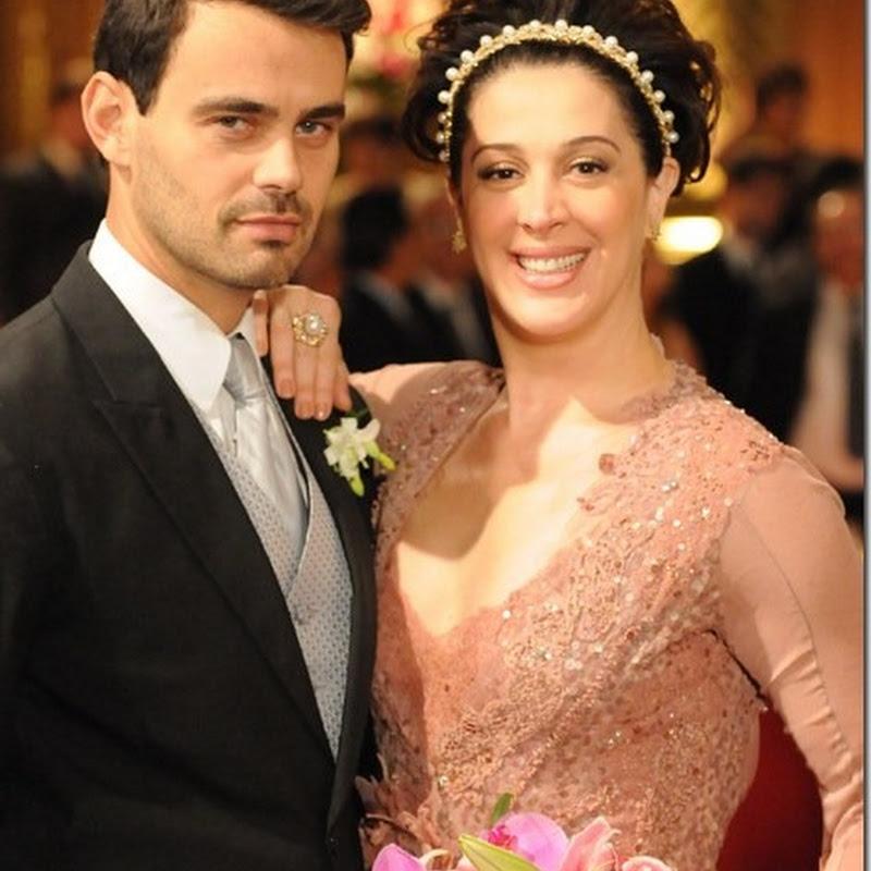 Mais alguns vestidos de noiva das novelas da Globo
