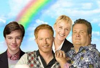 Gays on TV 3-26-13