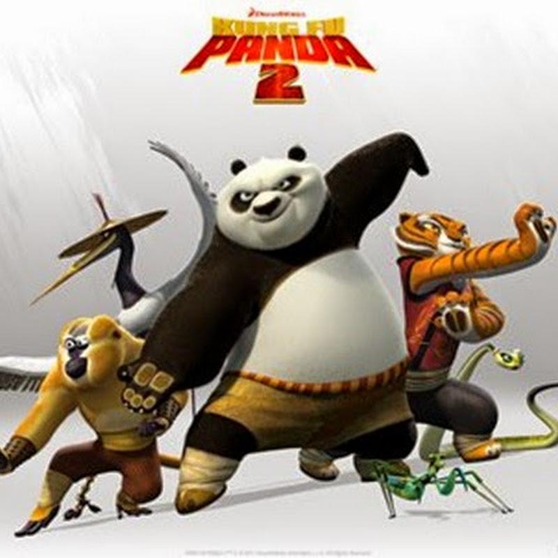 Kung Fu Panda 2 , tanta azione e qualche risata in meno per un secondo capitolo visivamente molto raffinato.