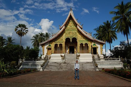 Things to see in Laos: Royal palace