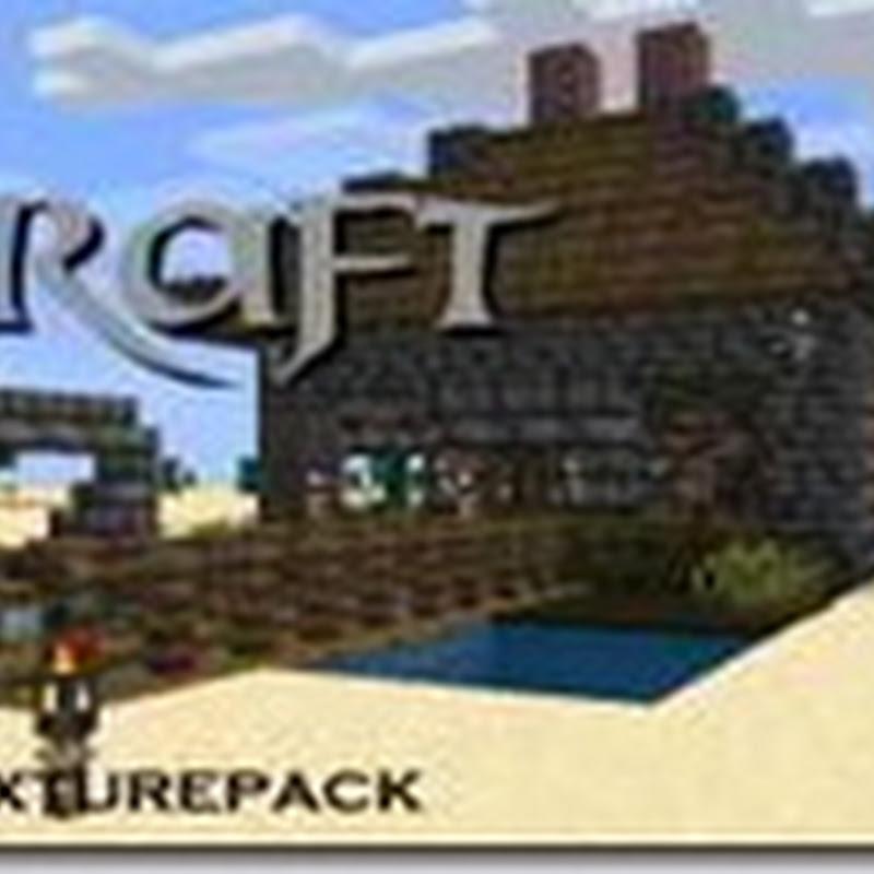 Minecraft 1.2.5 - Castlecraft texture pack (16x)