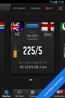Screenshot of Top App for Cricket World Cup