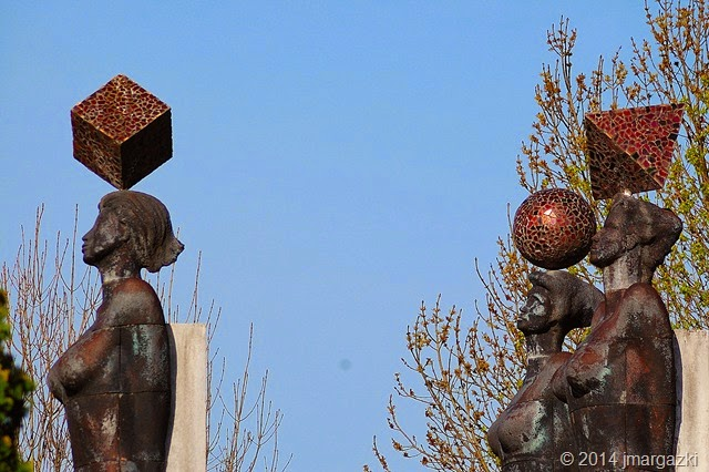 Esculturas Parque Tecnologico