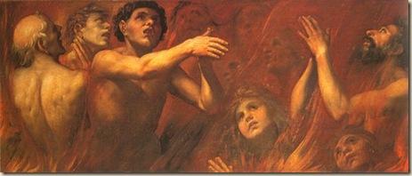Purgatorio jesus ateismo cristianismo juicio infierno