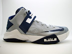 nike zoom soldier 6 tb grey navy 1 08 4 x Nike Zoom Soldier VI Team Bank: Black, Navy, Green &amp; Red