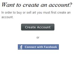 saatchi create account