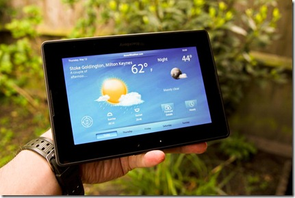 blackberry playbook features